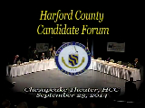 Harford County Candidate Forum