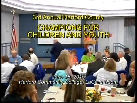 3rd Annual Harford County Champions for Children and Youth