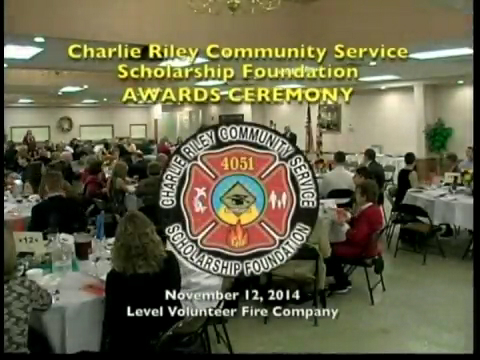 8th Annual Charlie Riley Community Service Scholarship Foundation Awards Banquet