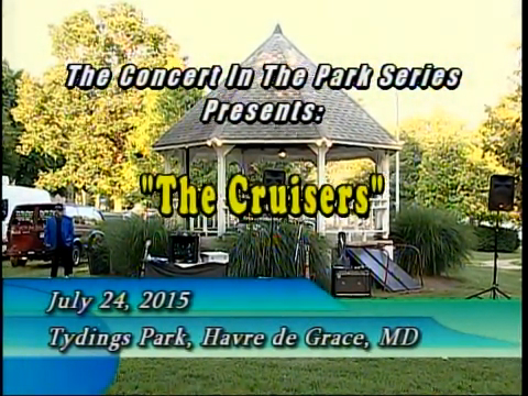 Concert in the Park Series - July 24, 2015
