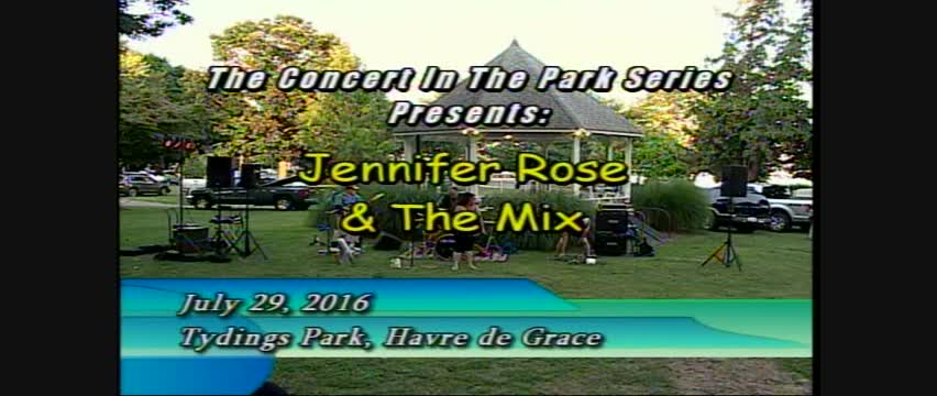 Concert in the Park Series - July 29, 2016