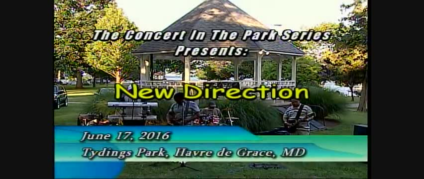 Concert in the Park Series - June 17, 2016