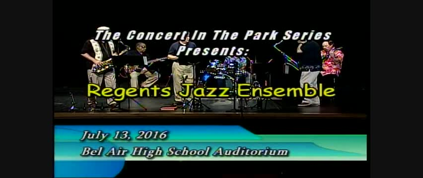 Concert in the Park Series - July 13, 2016
