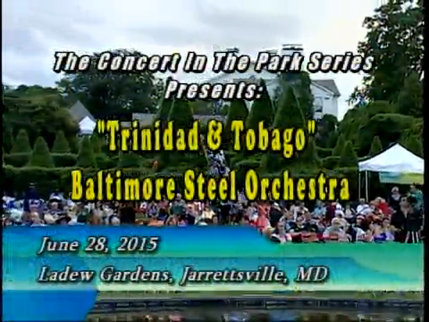 Concert in the Park Series - June 28, 2015