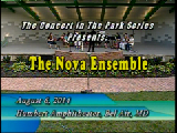Concert in the Park Series - August 6, 2014