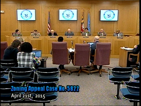 Harford County Council - April 21, 2015