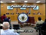 Harford County Council Meeting - December 17, 2013