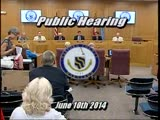 Harford County Council - June 10, 2014