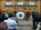 Harford County Council - May 27, 2014