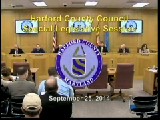 Harford County Council - September 25, 2014