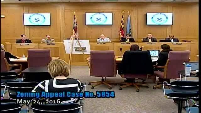 Harford County Council - May 24, 2016