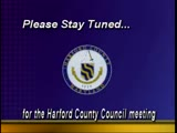 Harford County Council - August 12, 2014