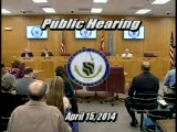 Harford County Council - April 15, 2014