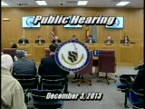 Harford County Council - December 3, 2013