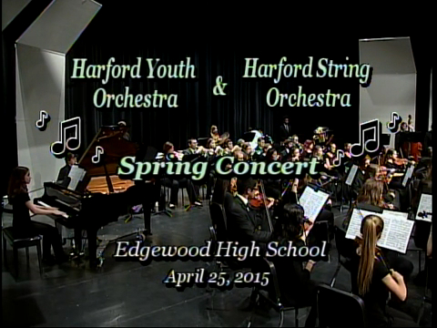 Harford Youth Orchestra & Harford String Orchestra - Spring Concert