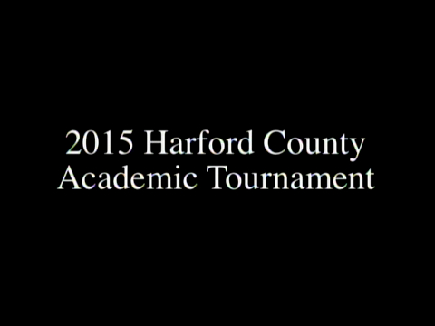 HCPS Academic Tournament - May 16, 2015