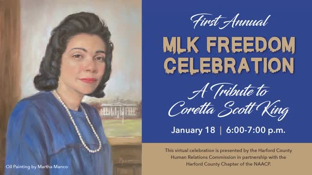 1st Annual MLK Freedom Celebration