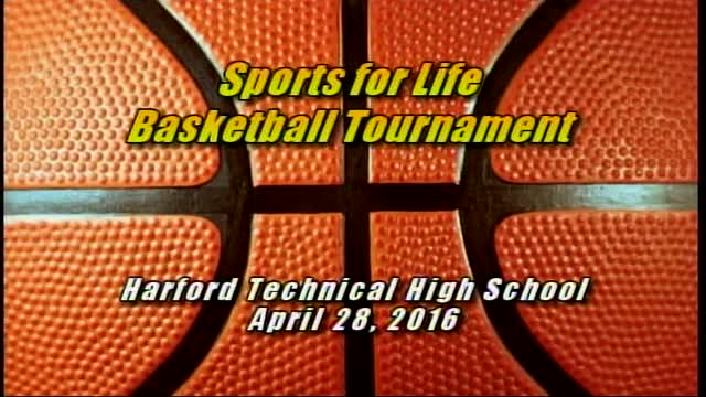 Sports for Life Basketball Tournament