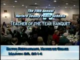 2014 Harford County Public Schools Teacher of the Year Banquet