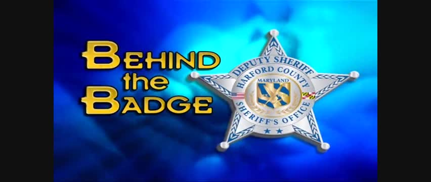 Behind the Badge - July / August 2016